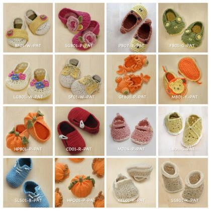 Crochet Pattern Any 10 for USD43 by..