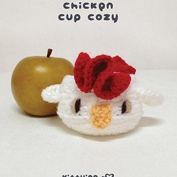 Crochet Pattern Chicken Fruit cozy ..
