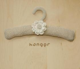 Khaki Hanger Crochet PATTERN, SYMBOL DIAGRAM (pdf)